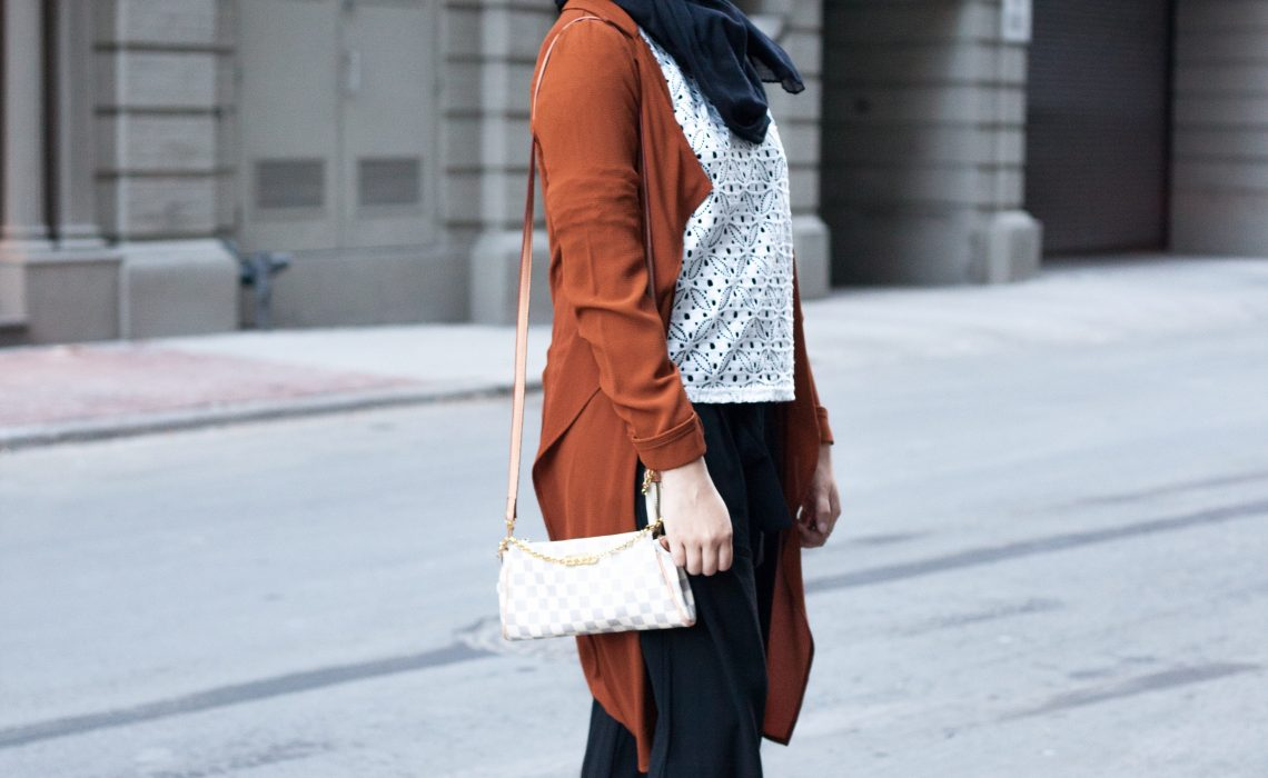 modest pants hijab friendly
