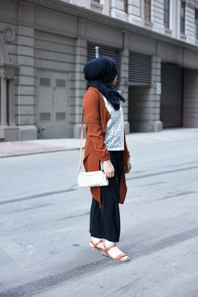 HIJAB FRIENDLY MODEST PANTS