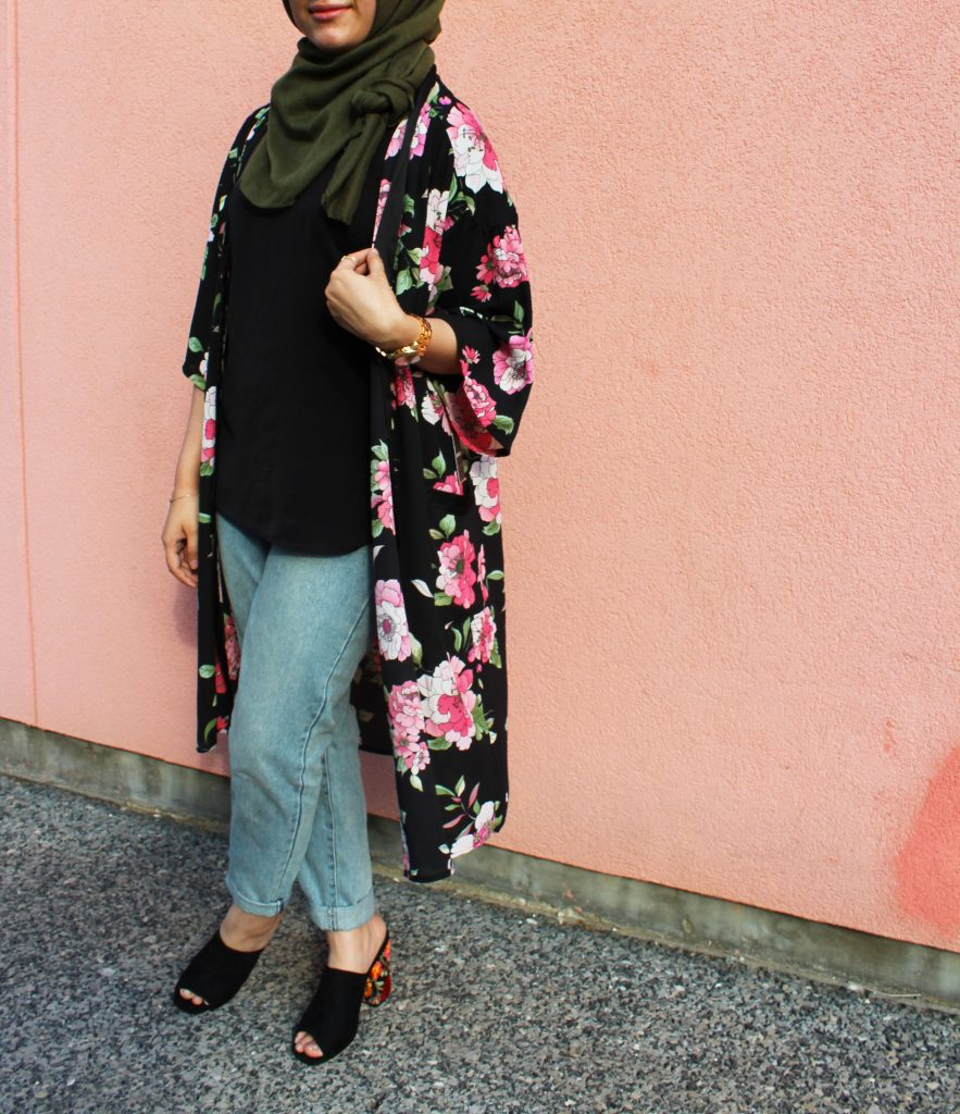 HIJAB FRIENDLY MODEST JEANS | WARDAH MUSHTAQ