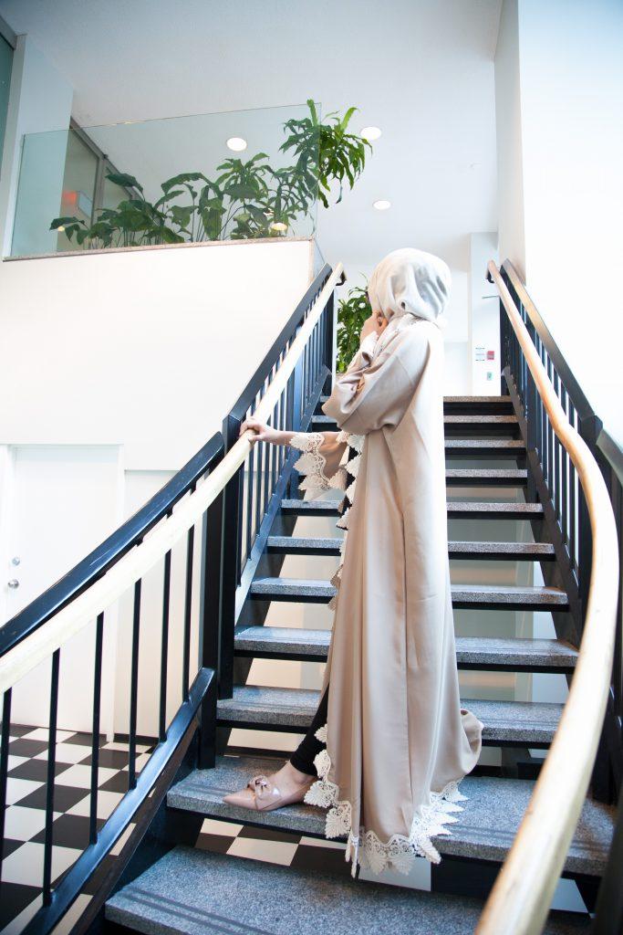 long kimono modest