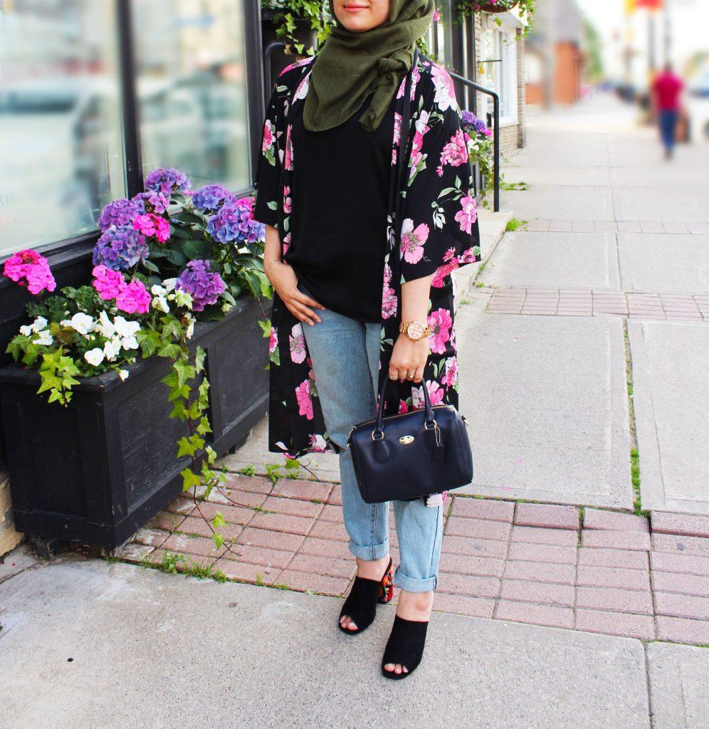 wardah mushtaq hijab jeans